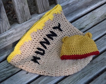 Crochet Winnie the Pooh Outfit