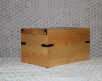 memory box valueables box storage