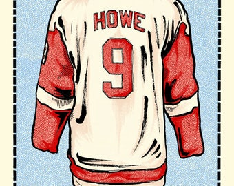 G. Howe Jersey