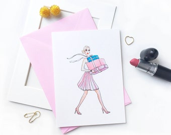Pink ruffles and bows