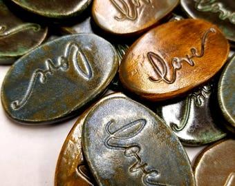 Gratitude Stones: Quantity 1