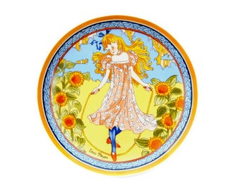 UNICEF DECORATING PLATE