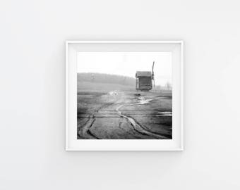 Limited Edition 1/100 | Mill roadside