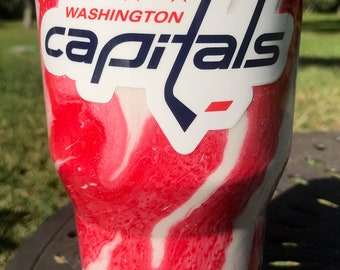 Washington Capitals Painted Ozark Trail Cup