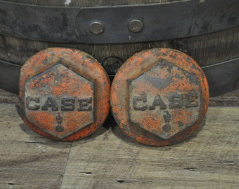 Case IH Tractor Hub Cap - Bearing Cover