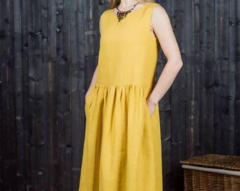Sleeveless Summer Dress For Women