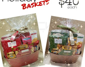 CREW ONLY*** Holiday Basket