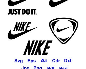 70% off, Nike Svg, Nike Logo, just do it logo,pdf, dxf, png, nike silhouette, cricut, nike brand logo, nike vector, cutting file, vinyl file
