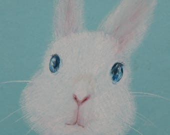 "Painting ""Rabbit"""