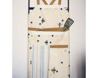 Unisex One Size Adjustable Apron
