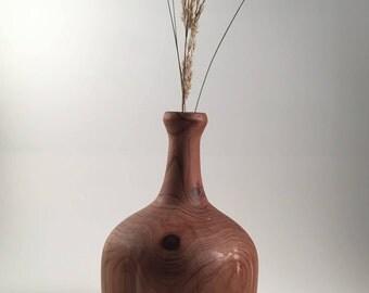Cedar Weed-Pot