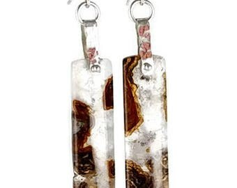Agua Nueva Agate & Jasper Earrings