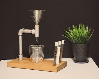 Gießen Sie über Kaffee, Kaffee Dripper Stand, Gießen über Stand, Kaffee Tropf Stand, Gießen über einzelne Filterkaffee, Dripper Stand, Küche Dekor