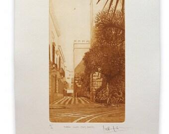 Barrio Santa Cruz-Sevilla