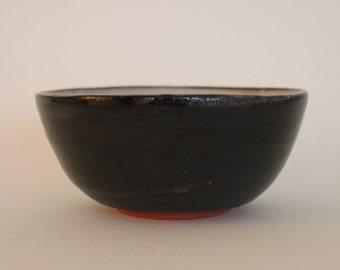 Simple Black bowl