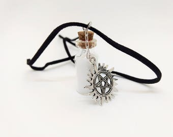 Supernatural Anti-Possession Charm Necklace
