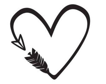 Arrow Around My Heart