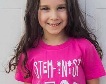 STEM-inist - STEM - Math - Science - Technology - Engineering - Girls -
