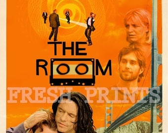 The Room A3 Movie Poster Tommy Wiseau