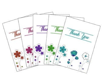 Thank you - In Bloom Cards
