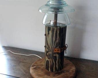 Insulating lamp