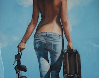 Fashion Art Painting