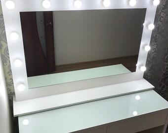 Inspirational Women gift Hollywood mirror Showroom mirror Bathroom mirror Framed mirror Full length mirror Living room mirror Framed mirror