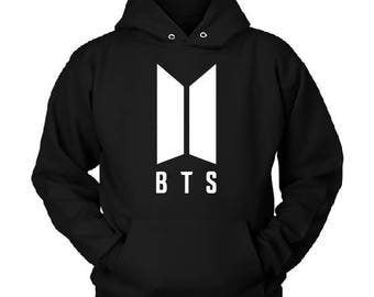 BTS Army Logo Hoodie LYS Love Yourself