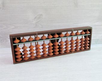 Little Vintage Japanese Abacus