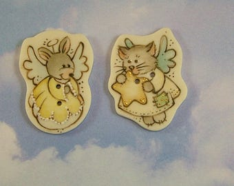 Cat and Mouse set of 2