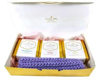 Soap Gift Set/Christmas Soap Gift/Vegan Soap/Natural Soap/Handmade Soap/Christmas Soap/Holiday Gift Set/Handcrafted Soap/Organic Soap Set