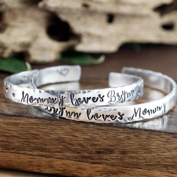 Mother Daughter Bracelet Set, Mother Daughter Jewelry Set, Matching Mother Daughter Jewelry, Gift for Mom, Gift for Daughter, Mother's Day