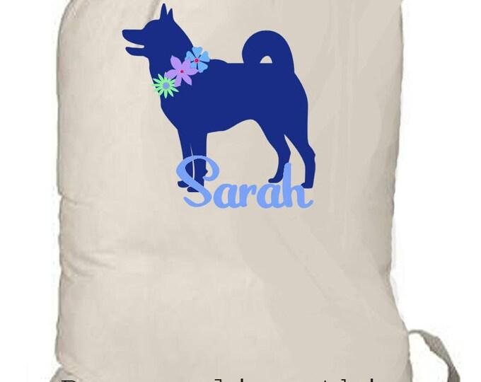 Large Laundry Bag, Graduation Gift, Summer Camp Bag, Travel Bag, Large Laundry Duffle, Laundry Drawstring Bag, Dorm Decor, Laundry Tote
