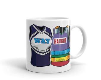 Wayhaught Mug, Wynonna Earp Mug, Nicole Haught, Waverly Earp, Way Haught Coffee Mug