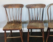 Vintage Chairs (Pick up Only)