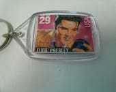 Key Chain, Acrylic Key Chain ,Elvis,  Gift under 5, Elvis Key Chain, Elvis Presley, Rock and Roll