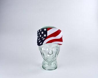 American Flag Visor - USA! USA! USA!