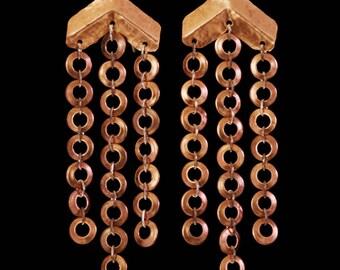 Copper 'Three Chains''