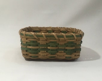 Napkin Basket / Fruit Basket / Bread Basket / Square Basket / Handwoven Basket