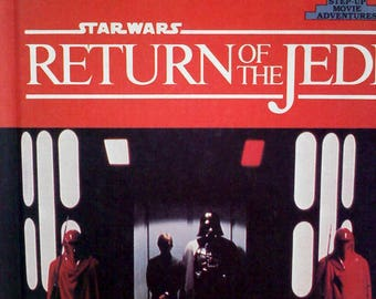 Star Wars Return of the Jedi Storybook- Hardback