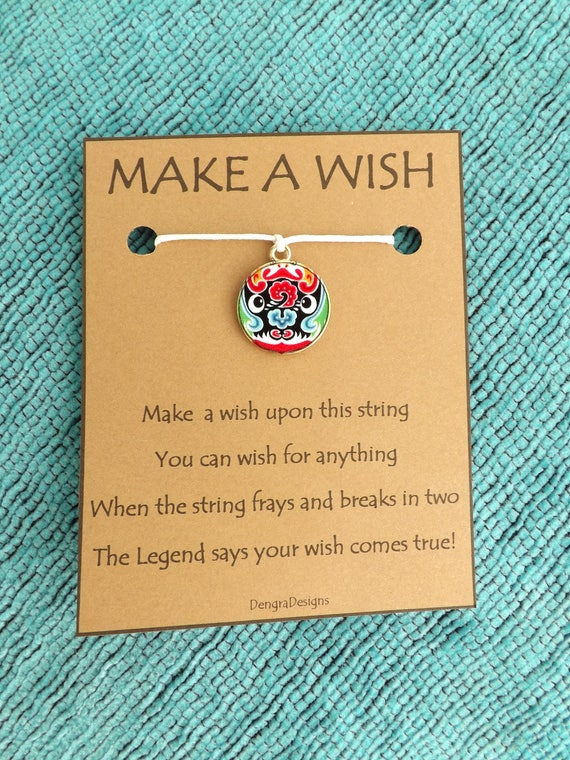 Mandala (A) Wish String