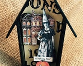 Witching Hour, Mini Collage, Halloween   ON SALE