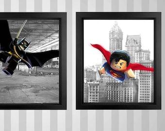 Lego Superheroes Superman
