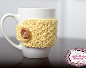 mug cozy, crochet cozy, coffee cozy, tea cozy, cup cozy, cozie, crochet, office gift, mug warmer, cup sleeve, teachers gift
