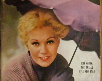 March 5, 1956 LIFE MAGAZINE Kim Novak The Trials Of A New Star