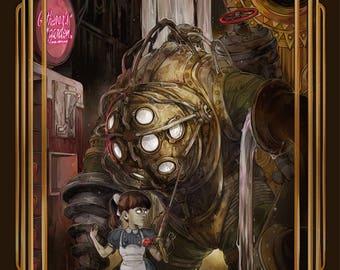 Shy & Coey: BioShock (Prints)