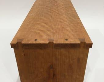 Dovetailed Corner Bench