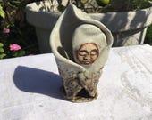 Moon Goddess Offering Jar, Goddess,