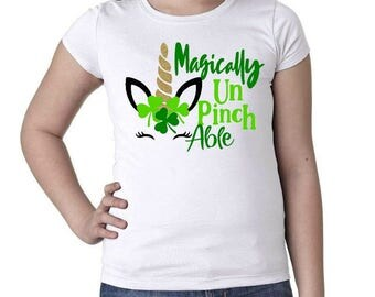 shamrock unicorn unicorn face girl unicorn shirt st patty shamrock girl shamrock kids unicorn shirt girl shamrock shirt unicorn girls shirt