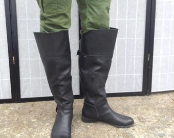 Star Wars/ Firefly Boots, Jedi/ Sith Boots, Mens Riding Boots